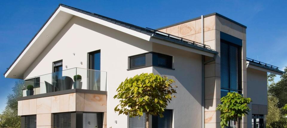 Die Vermögensfrage Sparen Für Das Dach über Dem Kopf Kann Zum