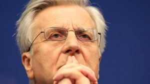 Trichets Worte erhalten noch mehr Gewicht