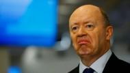 Muss er gehen? Deutsche Bank-Chef John Cryan.