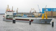 Frachtschiffahrts-Index signalisiert Gefahr für Welthandel