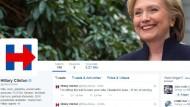 Hillary Clinton erklärt Präsidentschaftskandidatur