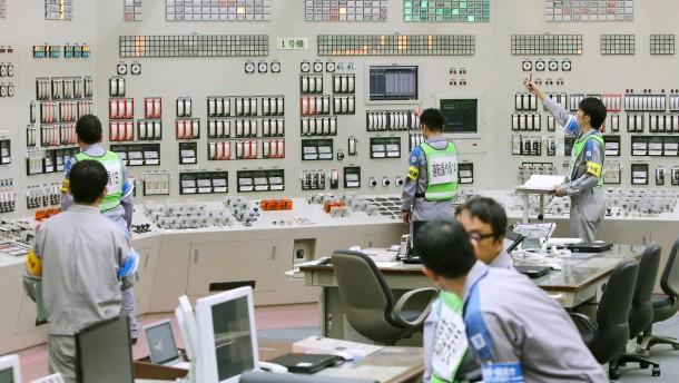 Japan kehrt wieder zur Atomkraft zurück