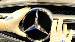 Abgeordnete fahren künftig nicht mehr Mercedes