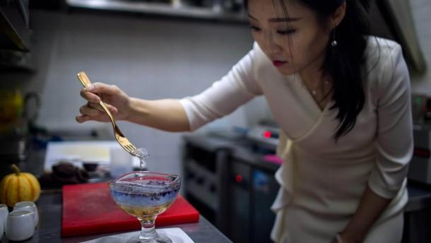 Schanghai hat jetzt zwei Drei-Sterne-Restaurants