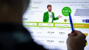 Deutsche Kreditnehmer sparen dank Niedrigzinsen Milliarden