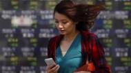 Deutsche zahlen mehr fürs Handy als die Japaner