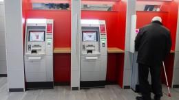 Nicht überall lohnt sich ein Geldautomat