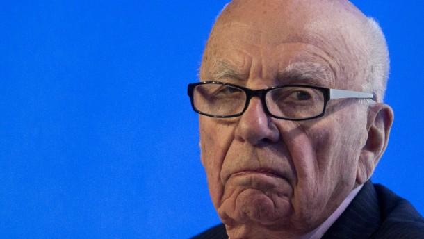 Murdochs News Corp leidet weiter unter Anzeigen- und Aboschwund