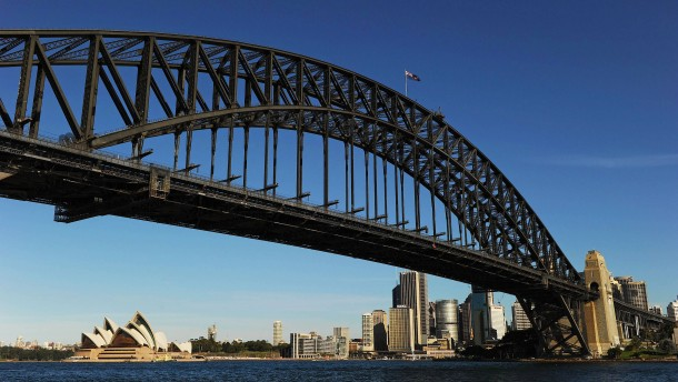 Australien senkt Leitzins auf Rekordtief