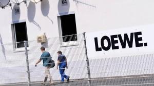 Bekommt Loewe nach der Insolvenz eine neue Chance?