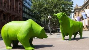 Europa ist Drehscheibe für grüne Anleihen