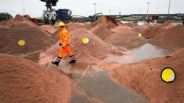 Corona-Zahlen in China drücken Öl- und Kupferpreis