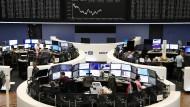 Die neue Börsenwoche dürfte wegen zahlreicher Risikofaktoren spannend werden.