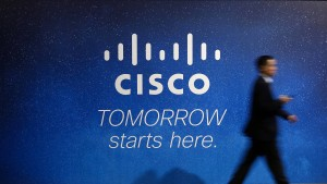 Netzwerk-Riese Cisco tritt auf der Stelle