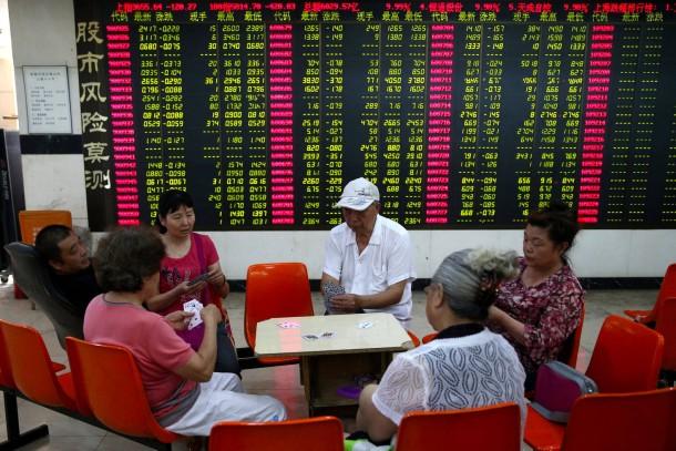 bild zu weitere nachrichten chinesische aktien auf