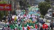 UN-Klimakonferenz in Lima könnte in die Verlängerung gehen