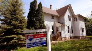 Steigende Hypothekenzinsen beunruhigen