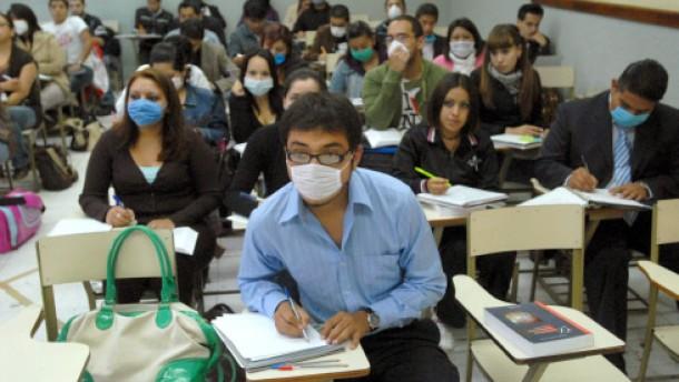 Mexikanischer Peso trotz Schweinegrippe stabil