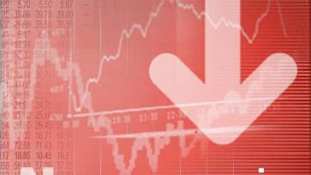 Neuer Markt fällt fast ungebremst weiter