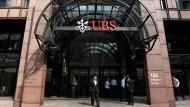 Falschbuchungen blieben unbemerkt: Der Eingang der UBS in London