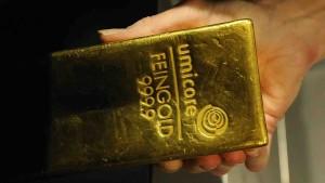 Ausverkauf am Goldmarkt