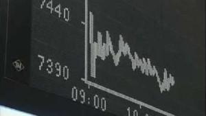 Überraschend guter ifo-Index bremst Kursverfall etwas