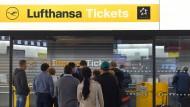 Lufthansa-Tickets werden teurer