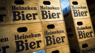 SABMiller hat Interesse an Heineken
