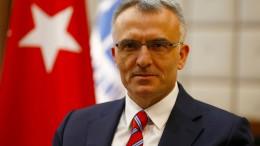 Türkische Notenbank hebt Zinsen kräftig an