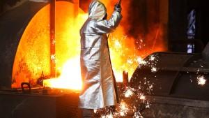 Thyssenkrupp einigt sich mit Tata auf Fusion der Stahlsparte