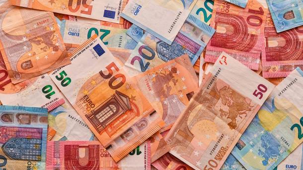 EZB hadert mit Inflationsziel