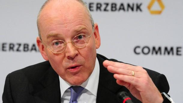 Commerzbank leidet unter Gewinnrückgang von Comdirect