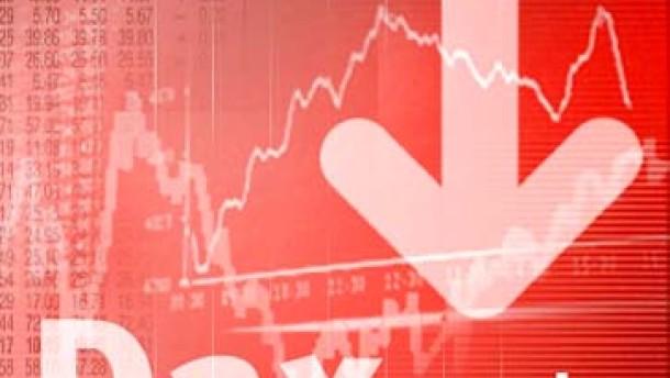 Aktien und Dollar im Abwärtsstrudel