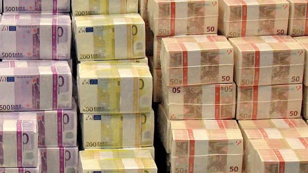 Ein neuer Finanz-Rekord sorgt für viele Fragen