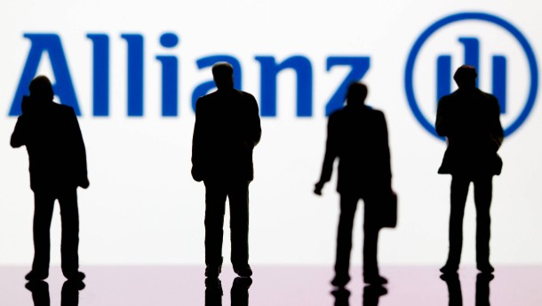 Allianz legt zu