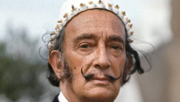 Salvador Dalí wird für Vaterschaftstest exhumiert