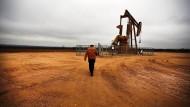 Öl kostet wieder weniger als 50 Dollar