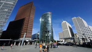 Offene Immobilienfonds investieren vor allem in Bürogebäude.
