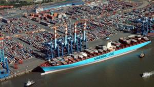 Wetten auf den Seehandel mit der WestLB