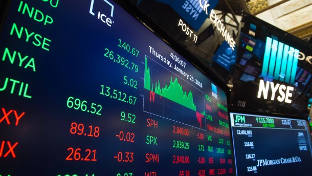 Wie lange hält die Börsenstimmung noch?
