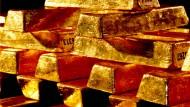 Das Gold kriegt die Krise