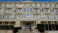 Büros der Pilatus Bank auf Malta