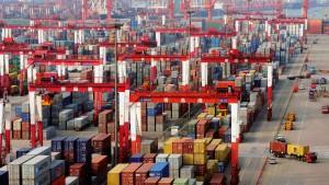 Die Überschuldung von Chinas Firmen könnte dramatisch enden