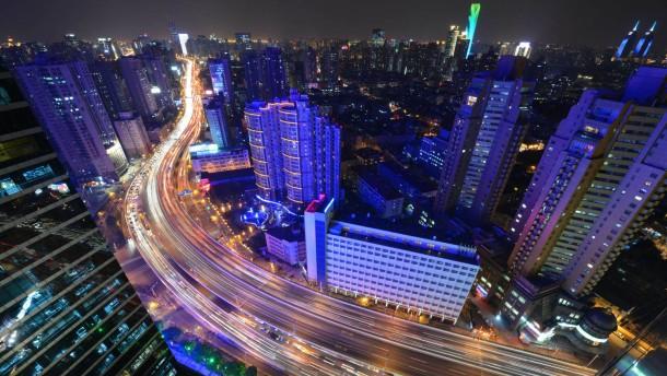 Chinas Aktionäre schauen in die Röhre