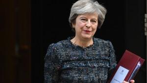 May hält mit Spannung erwartete Brexit-Rede