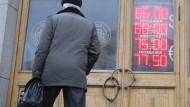 Russlands Notenbank senkt Leitzinsen