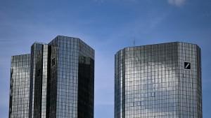Die Deutsche Bank bekommt ein besseres Rating