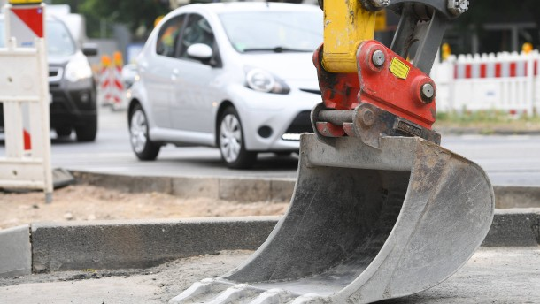 Beteiligung am Straßenausbau