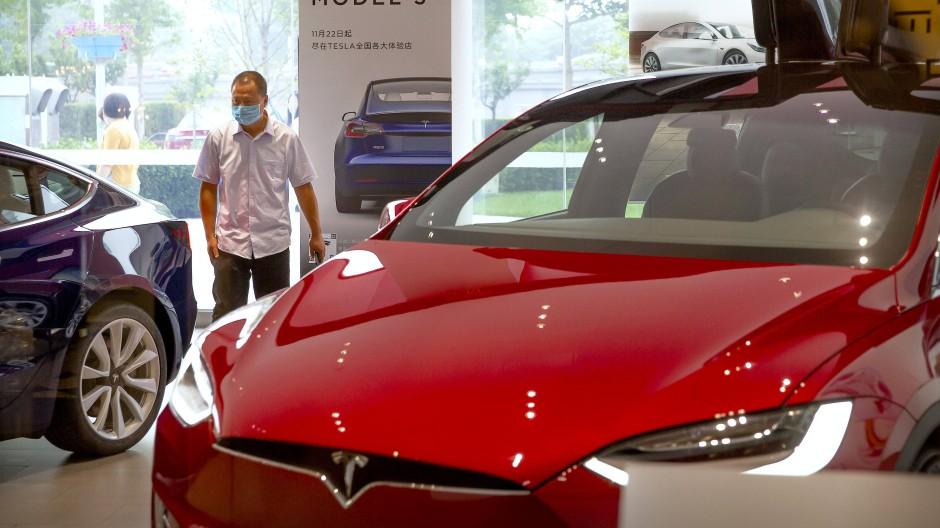 Trotz Corona scheint Tesla nicht zu bremsen zu sein.