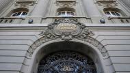 Gebäude der Schweizerischen Nationalbank in der Hauptstadt Bern